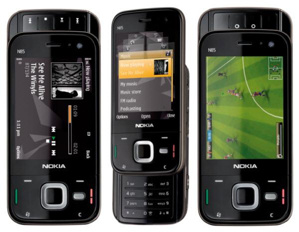 Nokia N85 Vodafone internet Ayarları