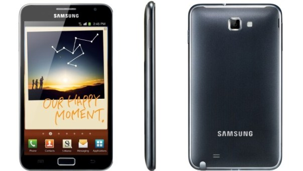 Samsung Galaxy Note N7000 Avea İnternet Mms Wap Ayarları (2)