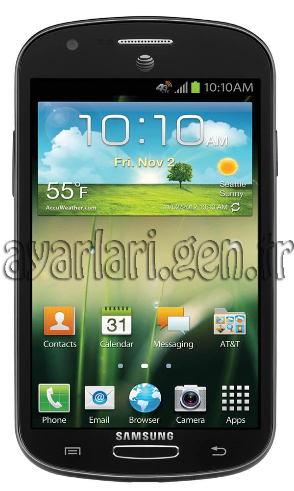 Samsung GT-I8730 Galaxy Express Vodafone internet Ayarları (2)