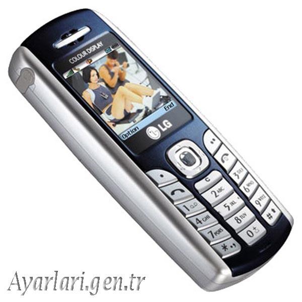 LG G1600 Vodafone İnternet Ayarları (3)