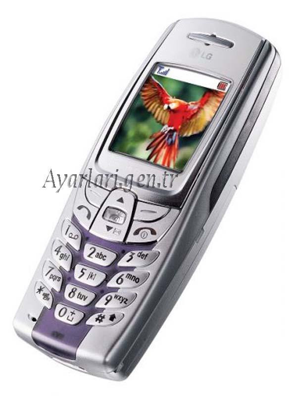 LG G5300 Vodafone İnternet Ayarları (2)