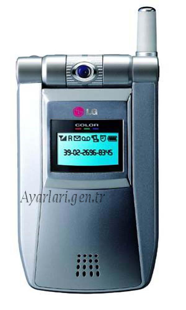 LG G8000 Vodafone İnternet Ayarları (2)