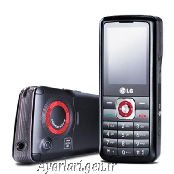 LG GM200 Vodafone İnternet Ayarları (2)