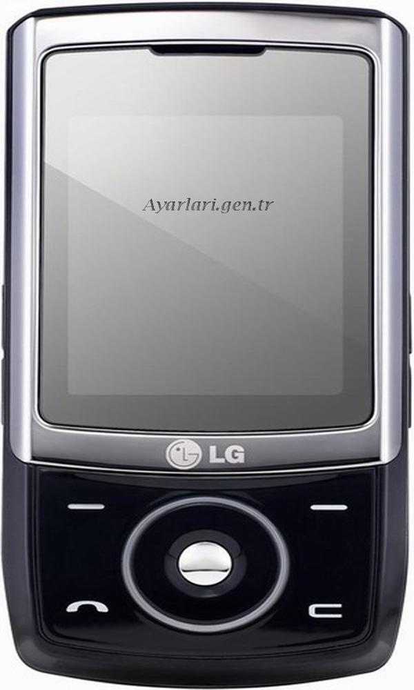 LG KE 500 Vodafone İnternet Ayarları (2)