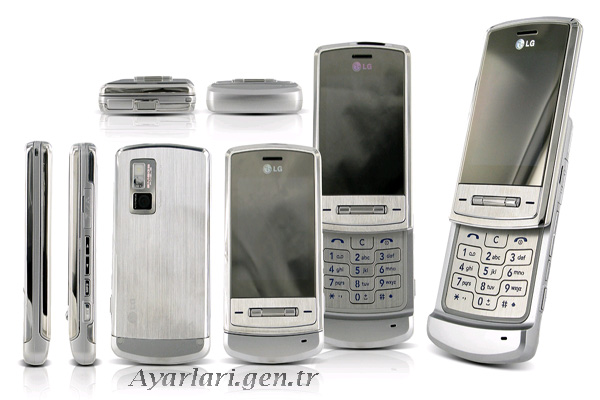 LG KE 970 Vodafone İnternet Ayarları (4)