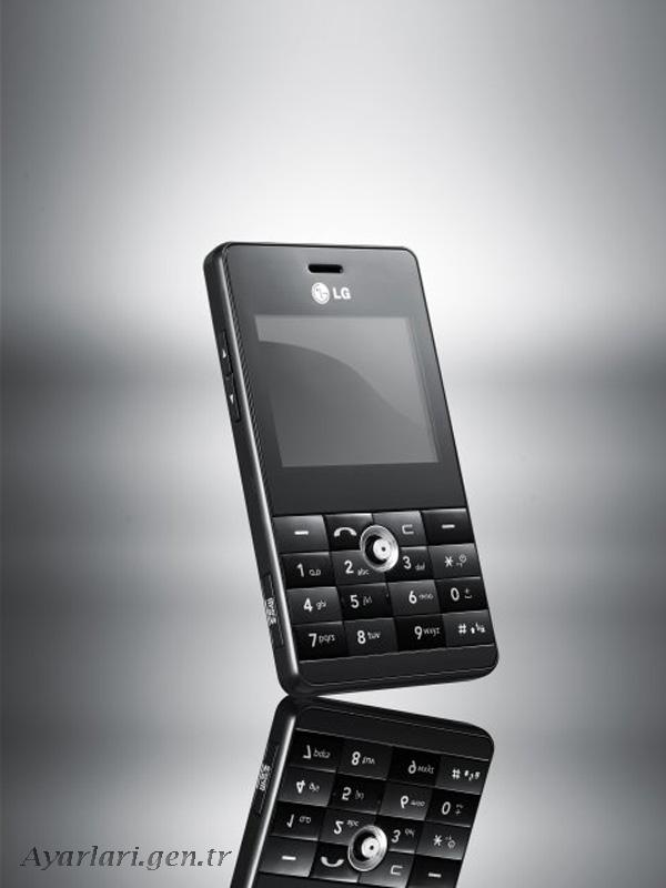LG KE820 Vodafone İnternet Ayarları (1)