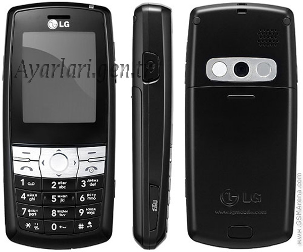 LG KG200 Vodafone İnternet Ayarları (2)