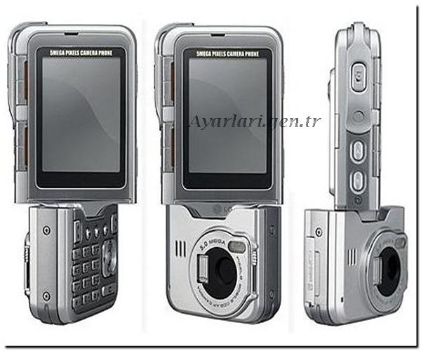 LG KG920 Vodafone İnternet Ayarları (2)
