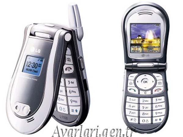 LG L1100 Vodafone İnternet Ayarları (1)