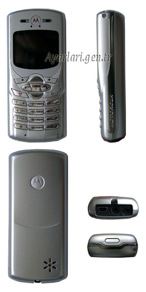 Motorola C450 Vodafone İnternet Ayarları (4)