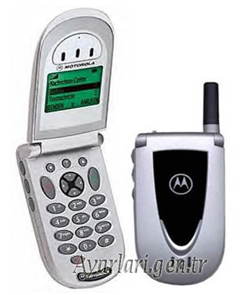 Motorola v66 Vodafone İnternet Ayarları (2)