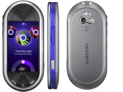 Samsung M7603 Vodafone İnternet Ayarları