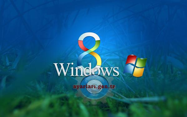 En Güncel Windows 8 DNS Ayarları