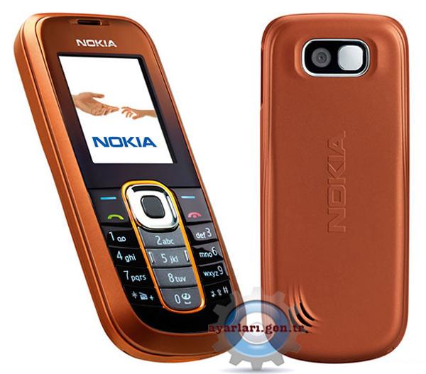 Nokia 2600 Classic Vodafone İnternet Wap Gprs Ayarları