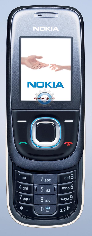 Nokia 2680 Slide Vodafone İnternet Wap Gprs Ayarları