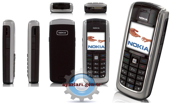 Nokia 6021 Vodafone İnternet Wap Gprs Ayarları