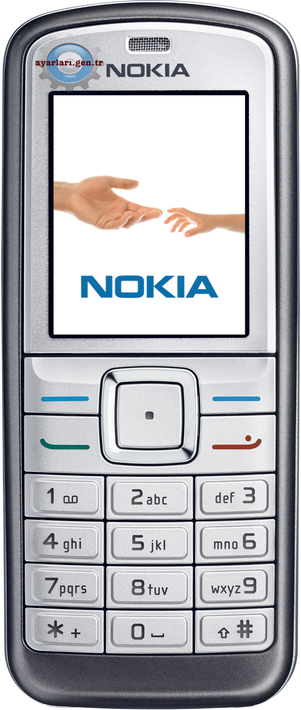 Nokia 6070 Vodafone İnternet Wap Gprs Ayarları