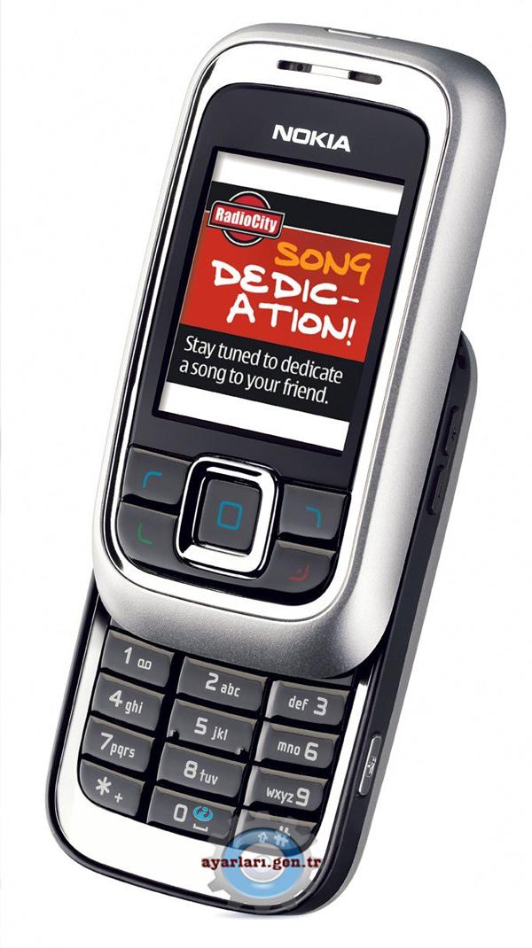 Nokia 6111 Vodafone İnternet Wap Gprs Ayarları