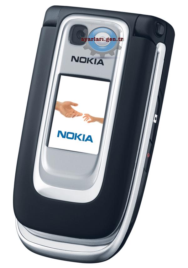 Nokia 6131 Vodafone İnternet Wap Gprs Ayarları