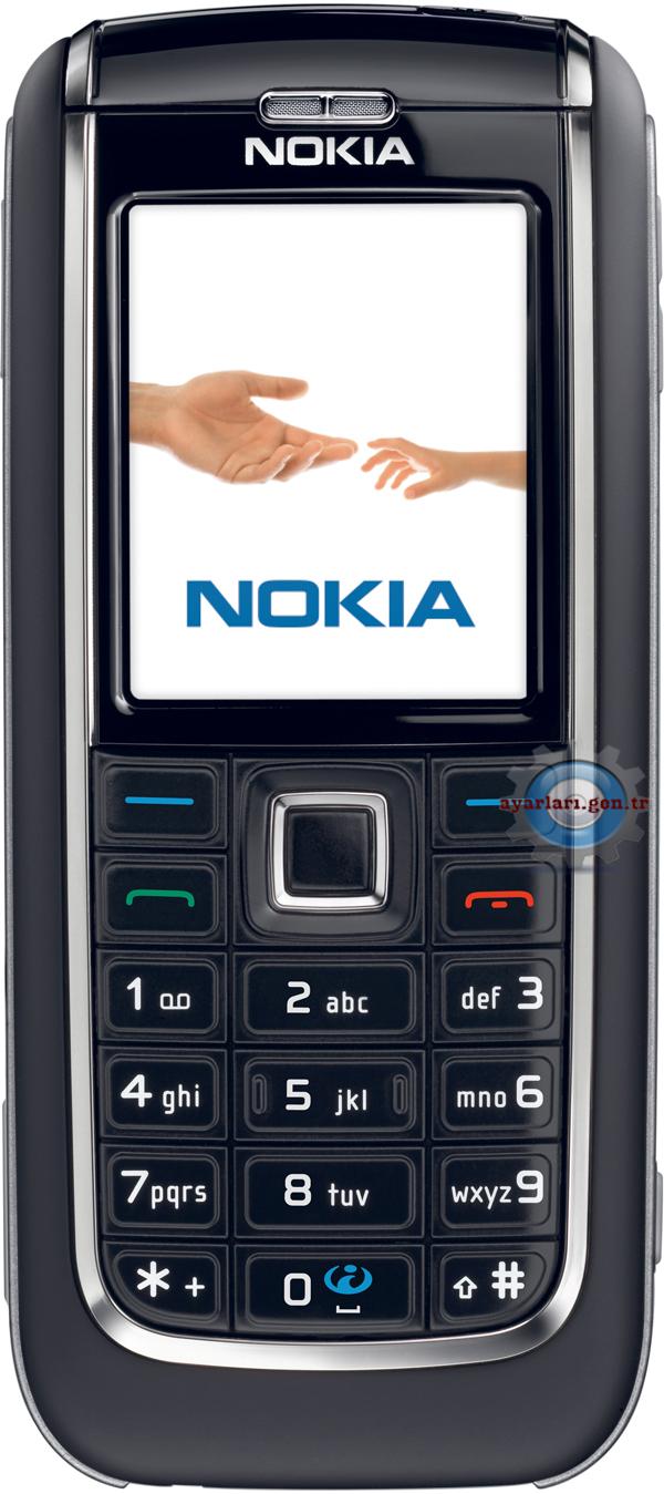Nokia 6151 Vodafone İnternet Wap Gprs Ayarları