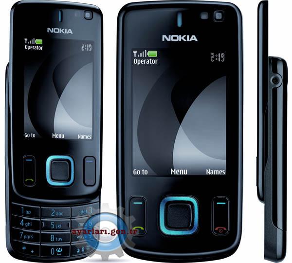 Nokia 6600 Slide Vodafone İnternet Wap Gprs Ayarları
