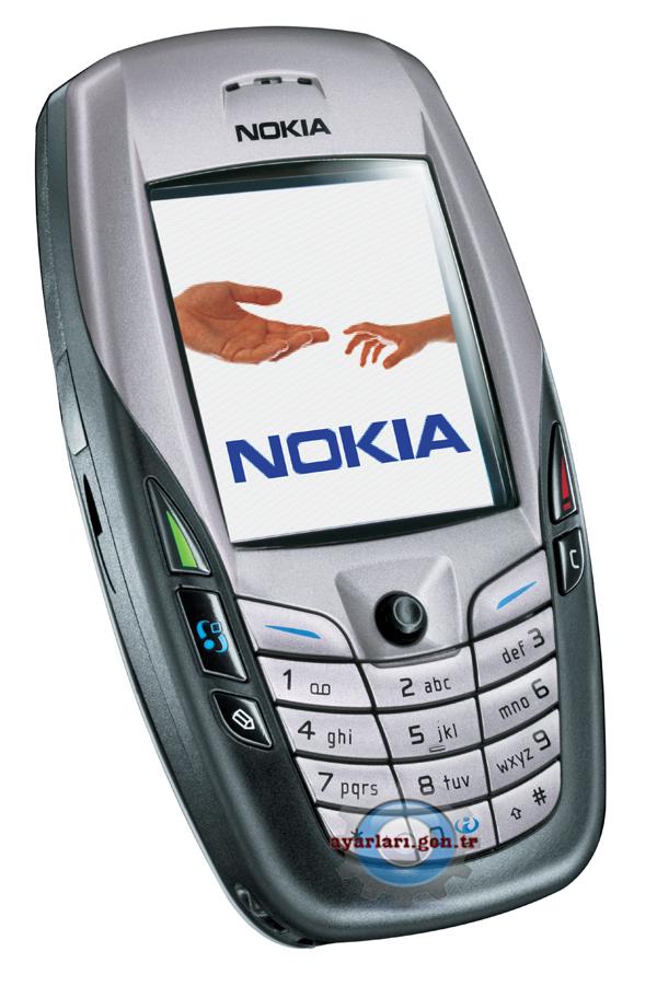 Nokia 6600 Vodafone İnternet Wap Gprs Ayarları