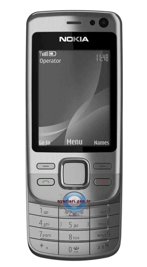 Nokia 6600i Slide Vodafone İnternet Wap Gprs Ayarları