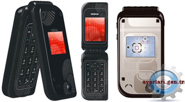 Nokia 7270 Vodafone İnternet Wap Gprs MMS Ayarları