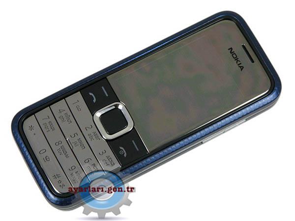 Nokia 7310 Supernova Vodafone İnternet Wap Gprs MMS Ayarları