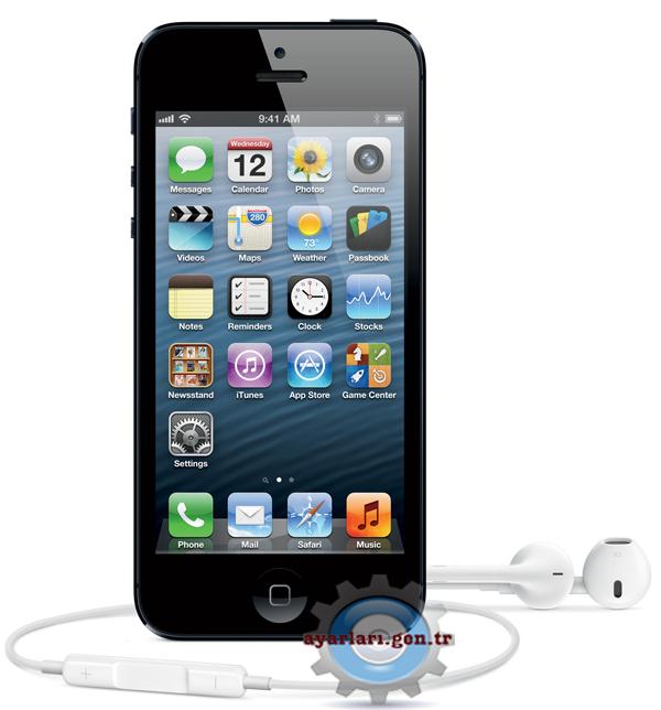 İphone DSN Ayarları Değiştirme